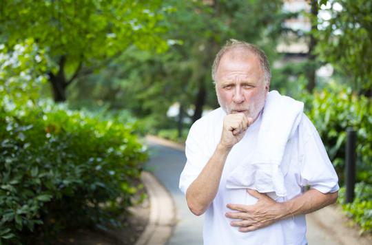 BPCO : la dilatation des bronches aggrave la maladie