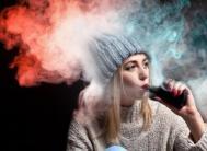 e-cigarettes : les liquides aromatisés bientôt interdits aux Etats-Unis