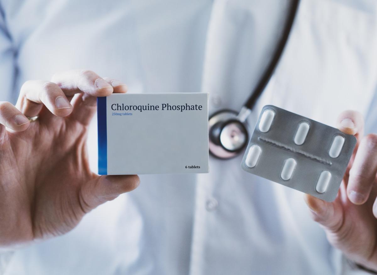 Coronavirus et hydroxychloquine : mise en garde de l'Agence du médicament