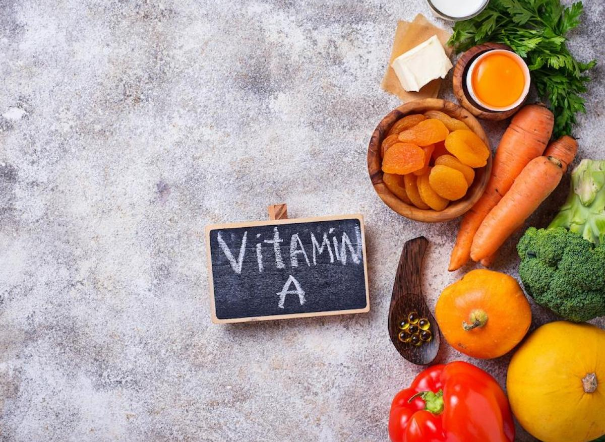Obésité : en hiver, la vitamine A permettrait de réduire les graisses