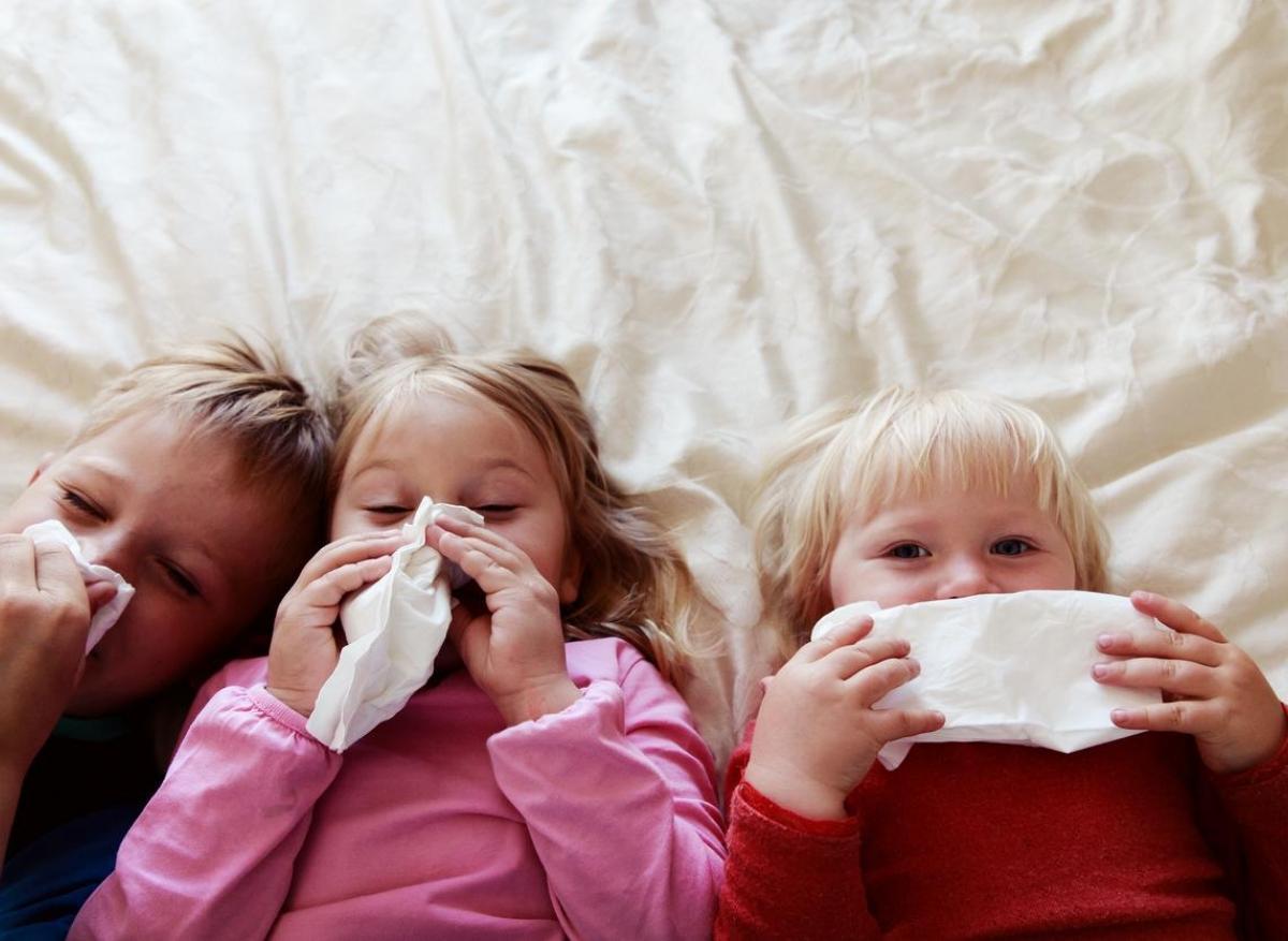 Immunité croisée : les coronavirus saisonniers n'immunisent pas les enfants de la Covid-19