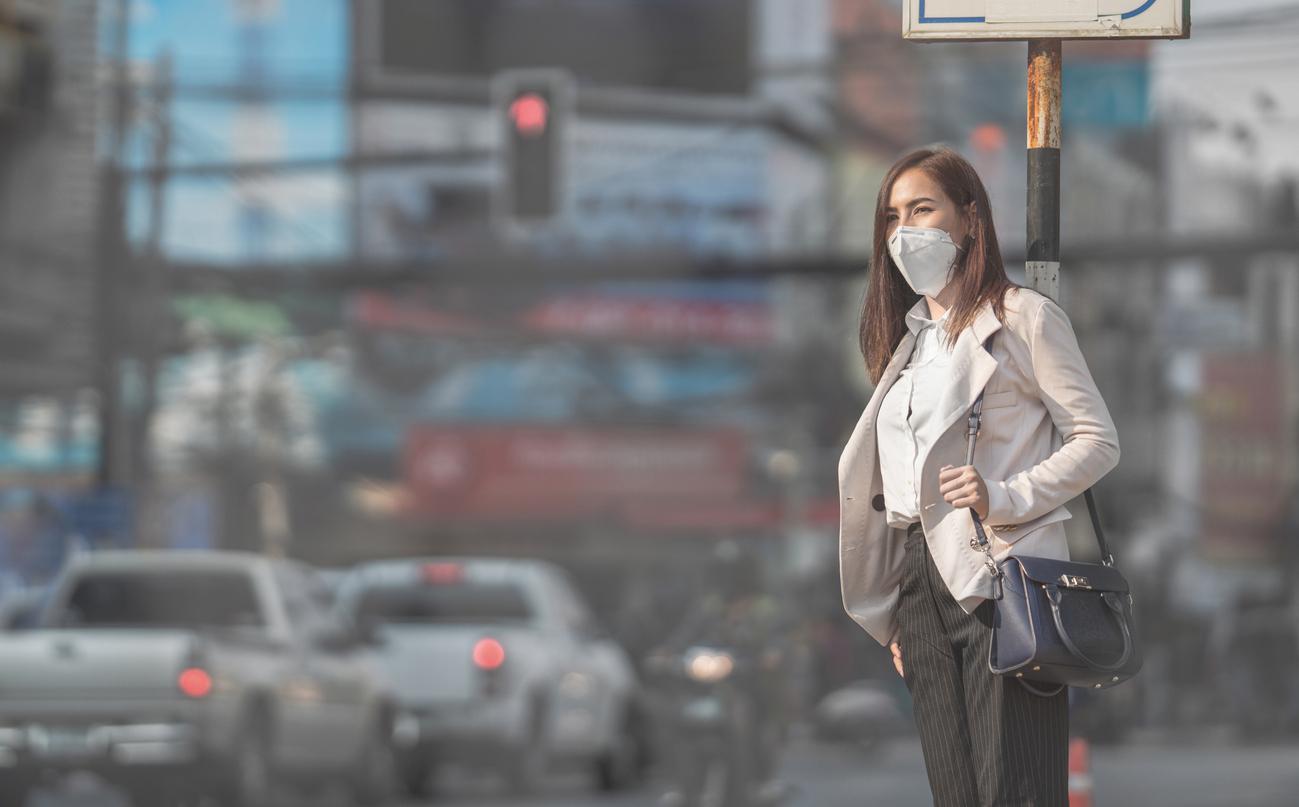 Pollution: la santé respiratoire dépend de la qualité de l'air
