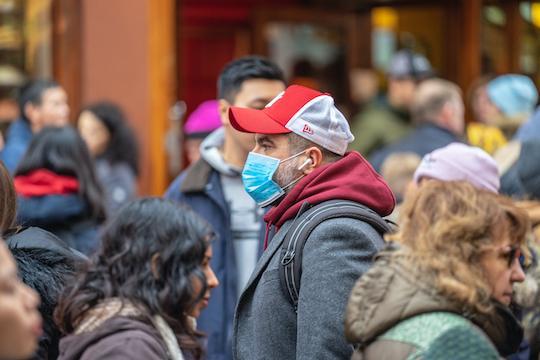 Coronavirus : taux de mortalité plus bas qu'annoncé mais encore incertain