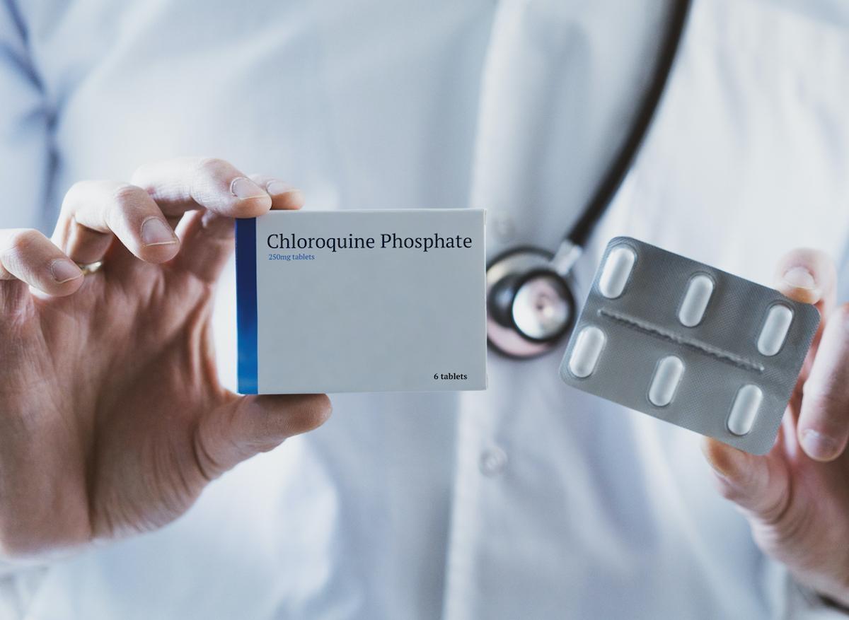 Coronavirus et hydroxychloroquine : le Pr Didier Raoult persiste et signe