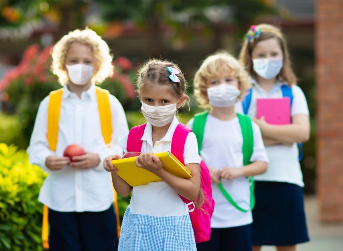 Coronavirus : les enfants seraient de tout petits contaminateurs