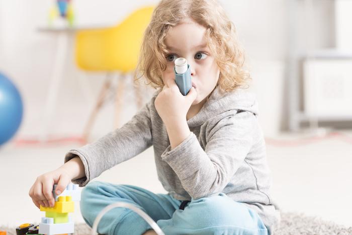 Asthme sévère : forte efficacité de l'anticorps monoclonal (dupilumab)