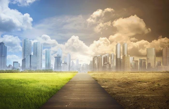 Pollution: des innovations technologiques pour dépolluer les villes