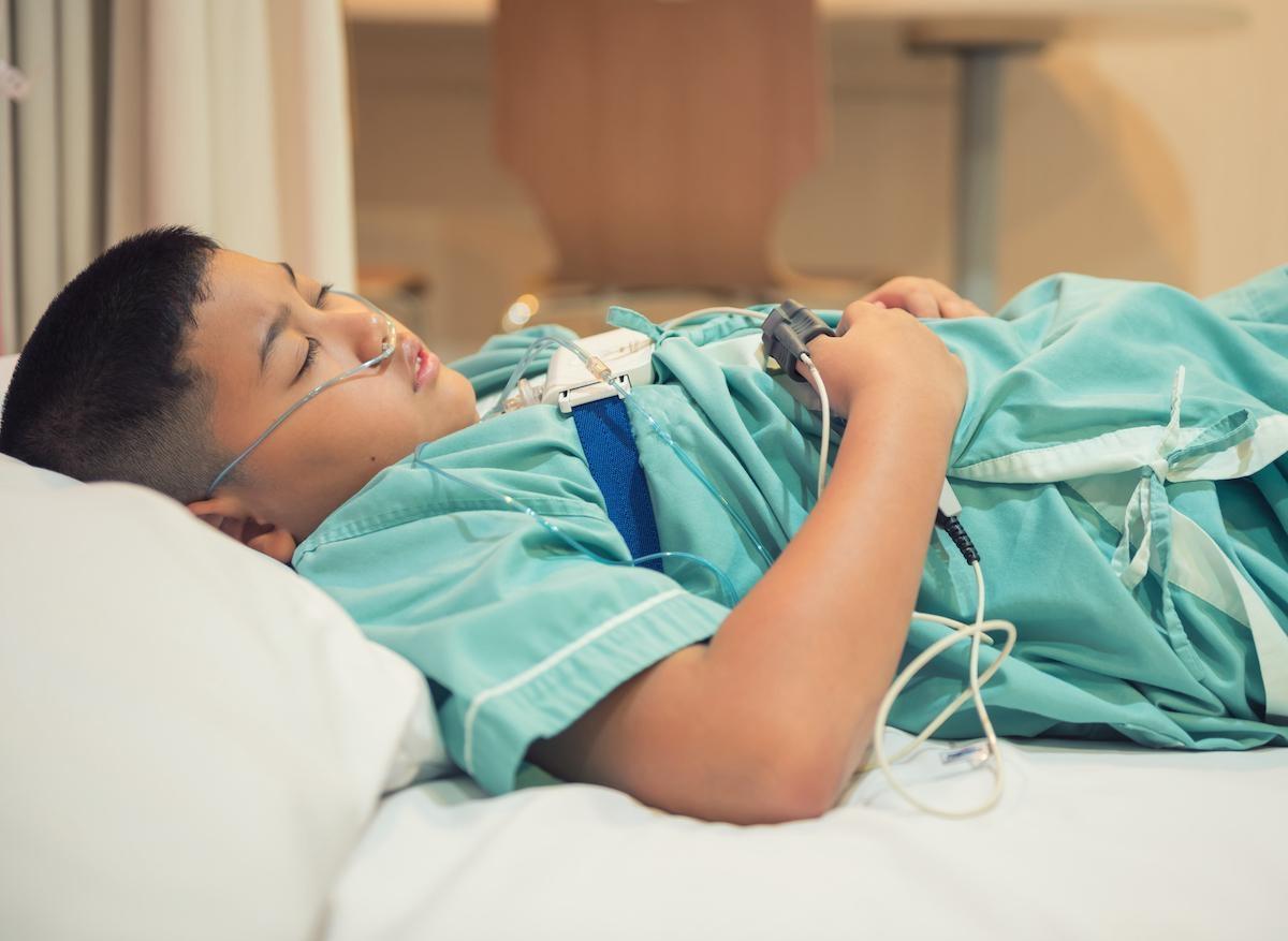 Apnée du sommeil : lien possible avec les infections respiratoires de l'enfance