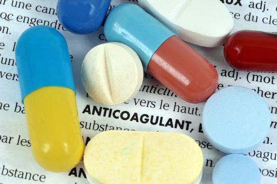 Covid-19 : bénéfice des anticoagulants dans les formes sévères