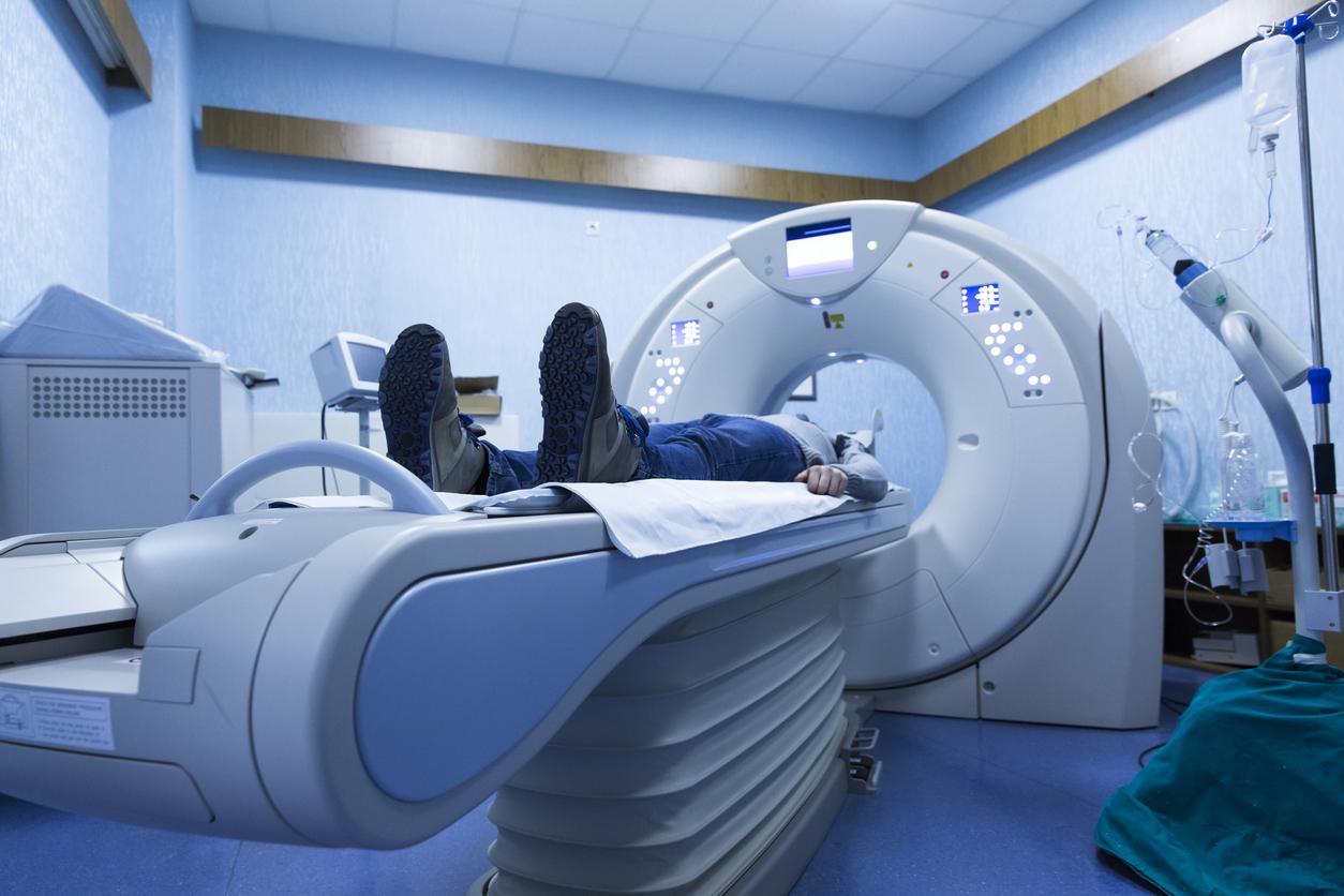 Scanner thoracique et obésité : modification des images après chirurgie bariatrique.