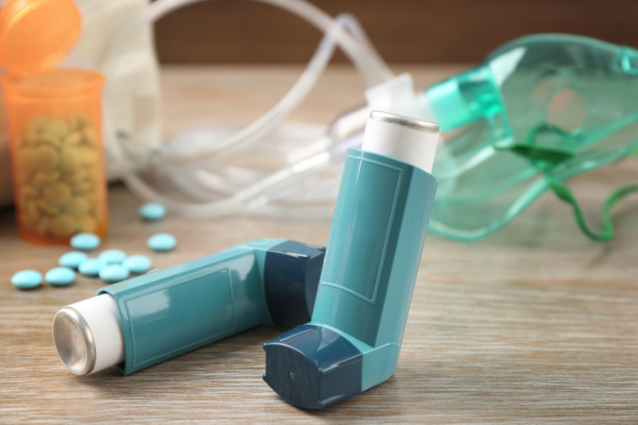 COVID 19 : pas de prédisposition des asthmatiques au risque de COVID 19 sévère