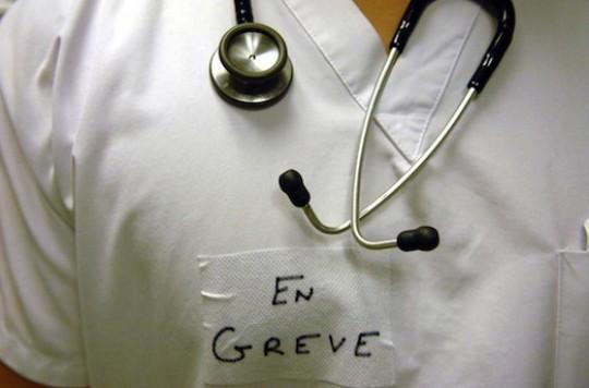 Grève à l'hôpital : les anesthésistes largement mobilisés