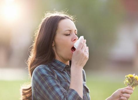 Allergie : alerte rouge aux pollens de graminées sur la France