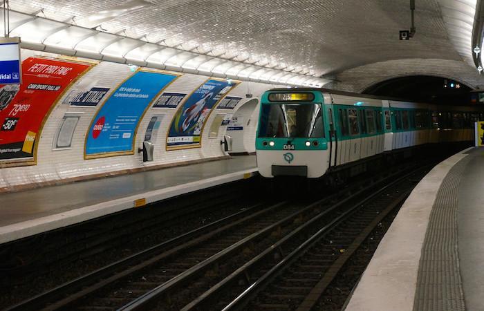Pollution aux particules fines : les travailleurs du métro surexposés