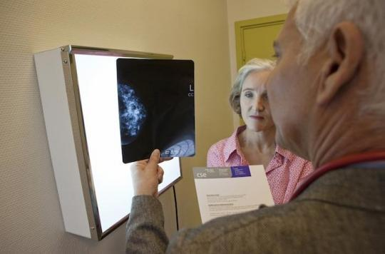 Surcharge pondérale : faire des mammographies plus souvent