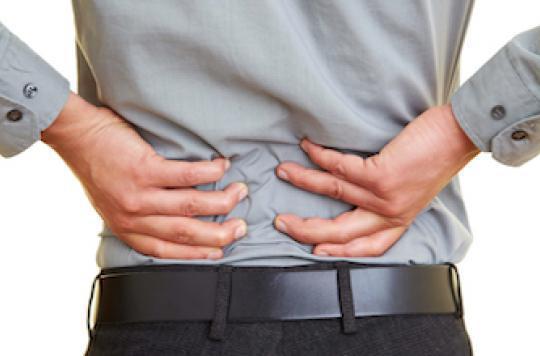 Sciatique : pas d'efficacité de la prégabaline par rapport au placebo