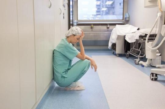 Souffrance des soignants : « Les associations ont permis de lever le tabou »