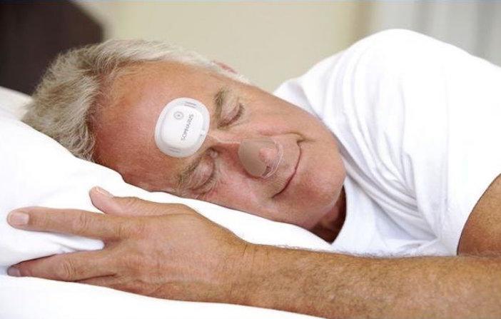 Apnée du sommeil : un simple patch pour le diagnostic