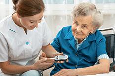 Diabète : risque de troubles cognitifs chez les personnes âgées
