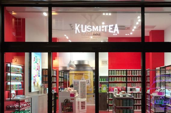 Alcaloïdes : retour en boutique pour les thés à la camomille Kusmi Tea
