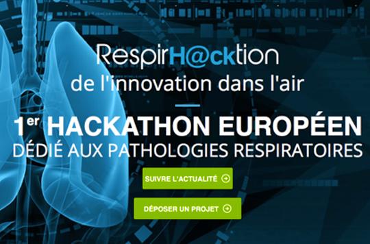 Innovations : déposez vos projets sur RespirH@cktion