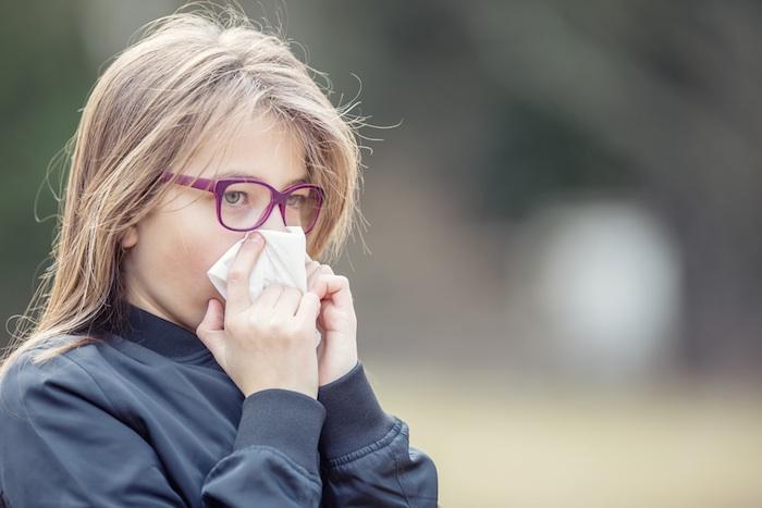 Allergies : 11 départements placés en risque très élevé