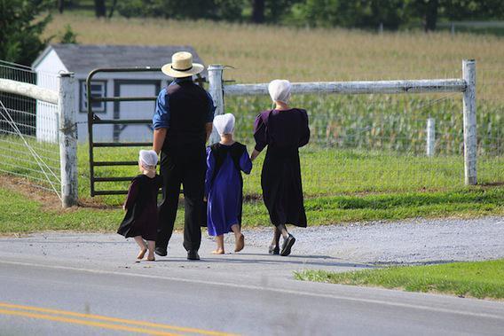 Vieillissement : certains Amish ont le secret de la longévité