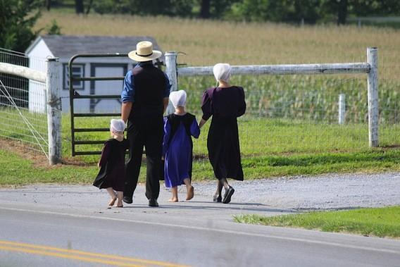 Asthme : pourquoi les enfants Amish sont naturellement protégés