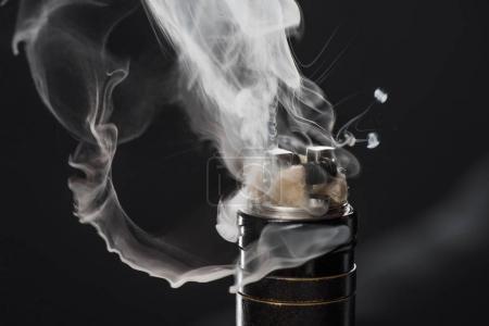 e-cigarette : des maladies du poumon avec certains e-liquides vendus sur internet