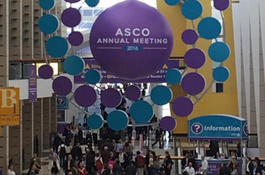 Cancer du poumon : ce qu'il faut retenir de l'ASCO 2016