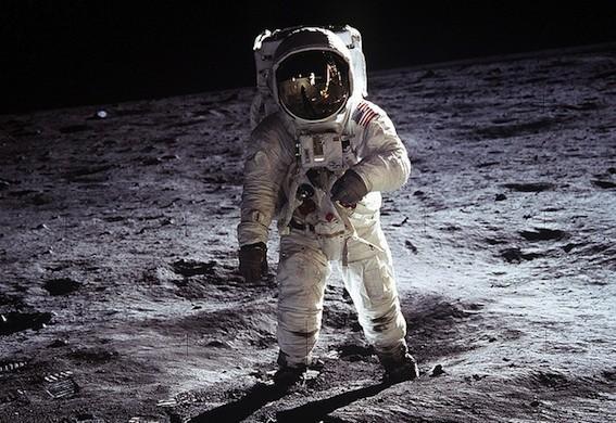 Espace : plus de troubles cardiovasculaires après les missions Apollo