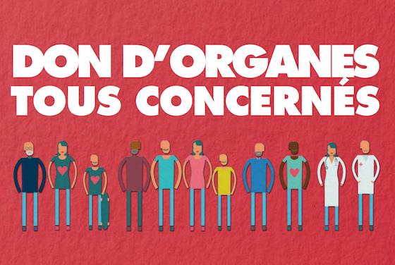 Don d'organes : on peut maintenant exprimer son refus en ligne