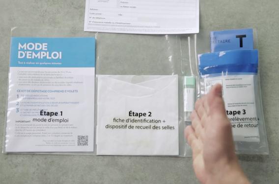 Cancer colorectal : le dépistage par le test immunologique bien accueilli