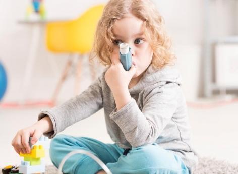 Asthme de l'enfant : une application pour améliorer le contrôle de la maladie