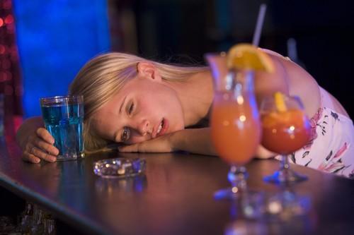Binge drinking : forte implication de l'amygdale et de l'aire tegmentale