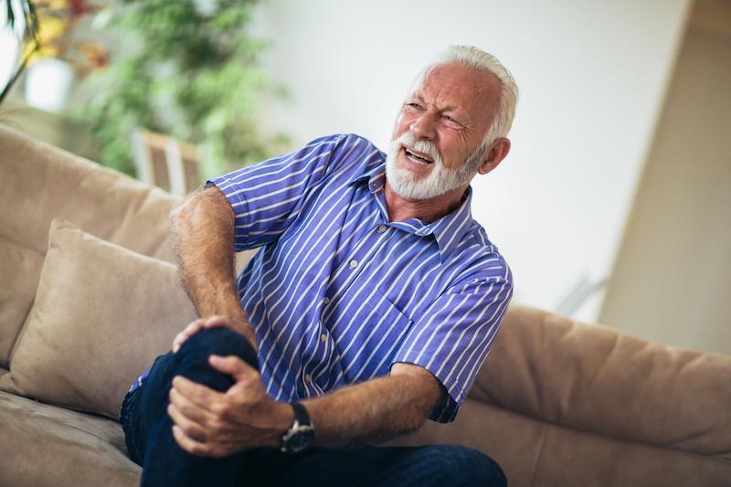 Gonarthrose : bénéfice sur la douleur d'un régime pauvre en glucides