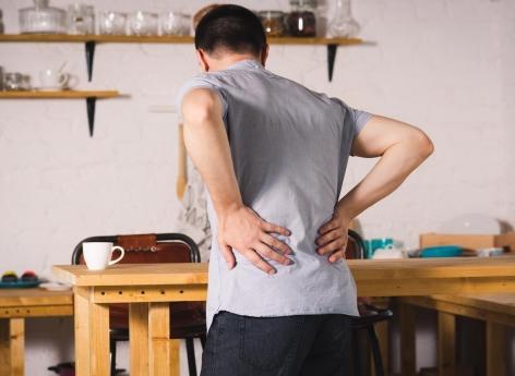 Ostéopénie: 28% des hommes et 26% des femmes avant 50 ans