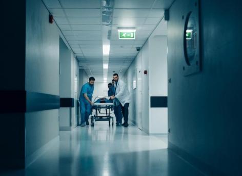 Urgences : des arrêts maladie à l'hôpital Saint-Antoine