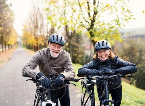 Santé mentale des seniors : intérêt du vélo électrique