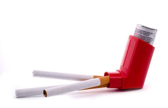 Asthme sévère de l'adulte : la mortalité serait liée aux comorbidités