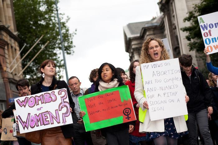 Référendum sur l'IVG : l'Irlande à l'heure du choix