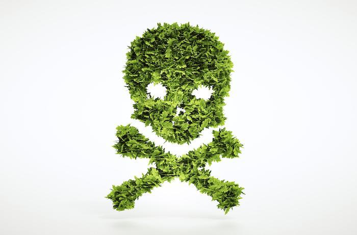 Parkinson : les personnes exposées à des pesticides ont un risque 250% plus élevé