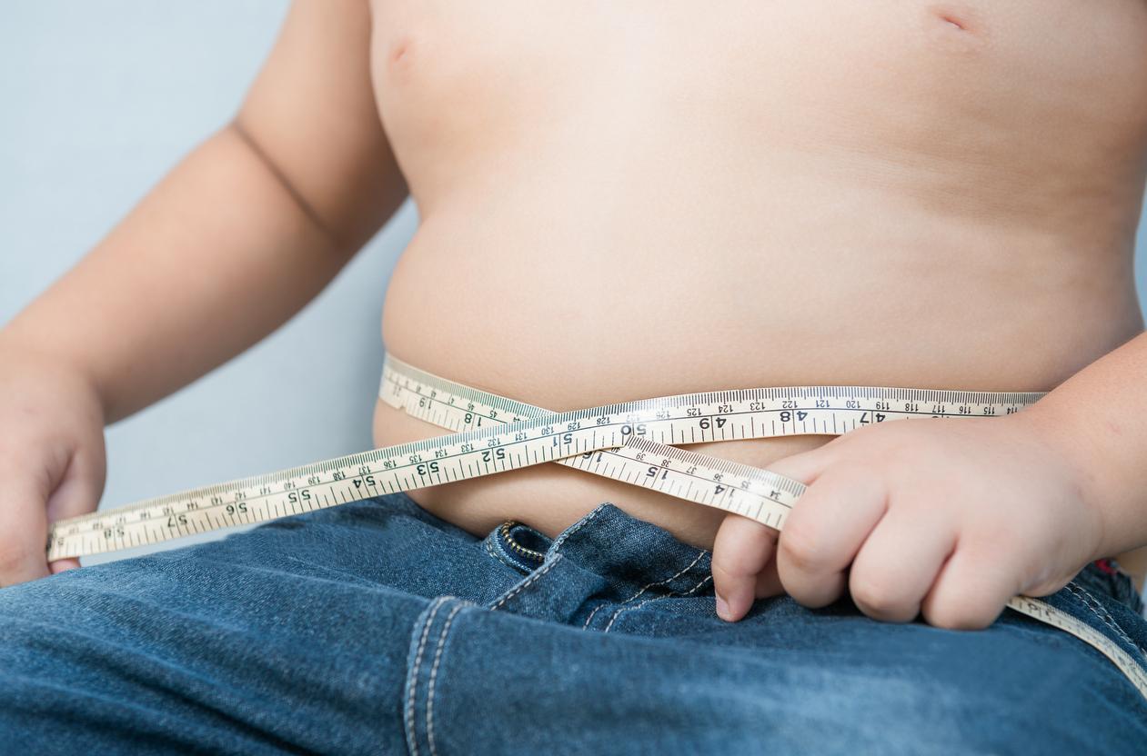 Obésité : le foie est touché dès l'âge de 8 ans