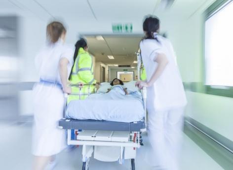 Hôpitaux de Paris: grève illimitée des urgences à partr de dimanche soir