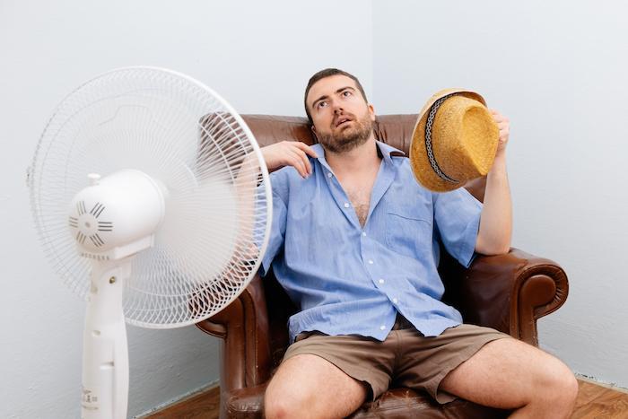 C'est prouvé : les vagues de chaleur diminuent les fonctions cognitives
