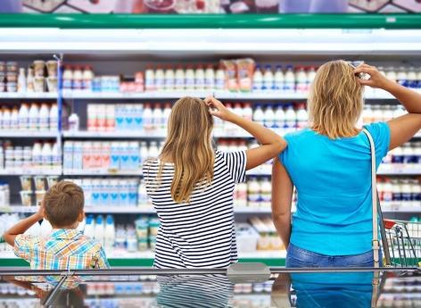 Aliments pour enfants: les inscriptions sur l'emballage souvent trompeuses