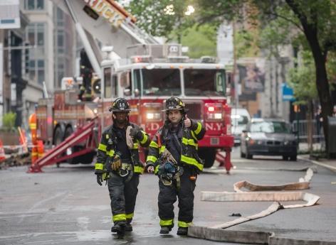 11 septembre 2001 : risque cardiovasculaire accru chez les pompiers