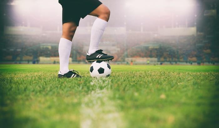 L'arthroscopie aide les footballeurs blessés à revenir plus rapidement