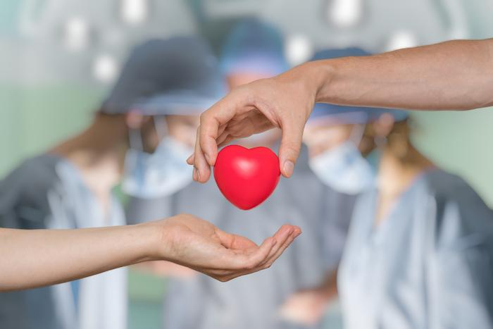 Dons d'organes : plus de 6000 greffes réalisées en 2017 en France