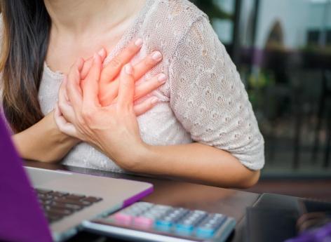 Stress : augmentation de plus de 60% du risque cardiovasculaire